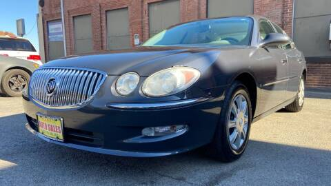 2008 Buick LaCrosse for sale at Rocky's Auto Sales in Worcester MA