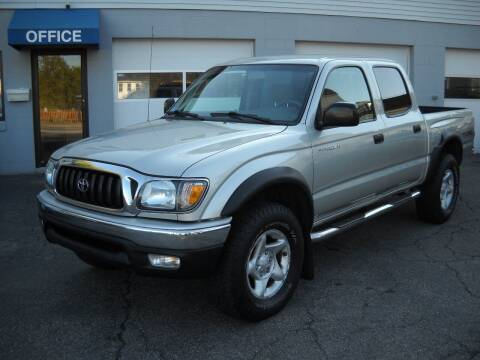 2004 Toyota Tacoma for sale at Best Wheels Imports in Johnston RI