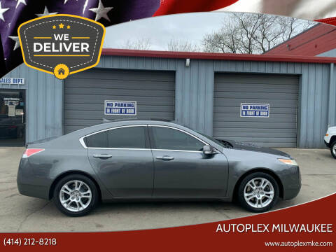 2009 Acura TL for sale at Autoplex Milwaukee in Milwaukee WI