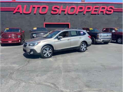 2018 Subaru Outback for sale at AUTO SHOPPERS LLC in Yakima WA