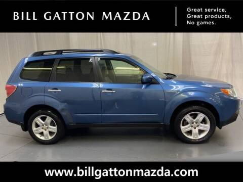 2010 Subaru Forester for sale at Bill Gatton Used Cars - BILL GATTON ACURA MAZDA in Johnson City TN