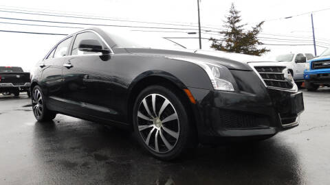 2013 Cadillac ATS for sale at Action Automotive Service LLC in Hudson NY