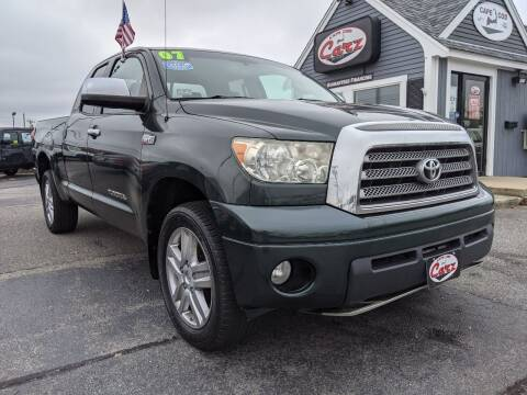 2007 Toyota Tundra for sale at Cape Cod Carz in Hyannis MA