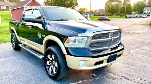 2013 RAM Ram Pickup 1500 for sale at ANZ AUTO CONCEPTS LLC in Fredericksburg VA