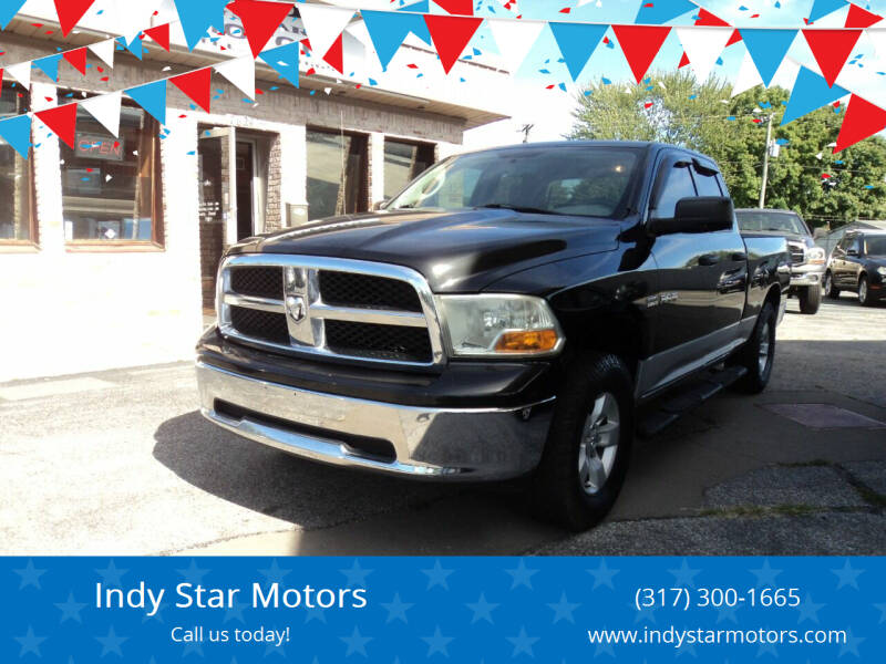 2009 Dodge Ram Pickup 1500 for sale at Indy Star Motors in Indianapolis IN