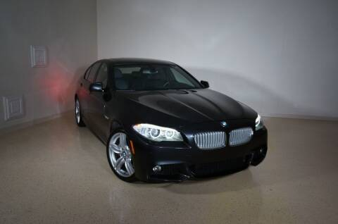 2011 BMW 5 Series for sale at TopGear Motorcars in Grand Prarie TX