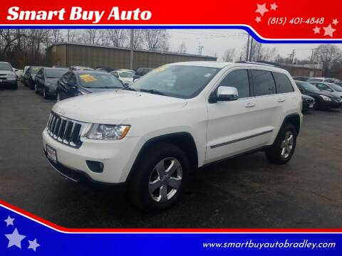 2012 Jeep Grand Cherokee for sale at Smart Buy Auto in Bradley IL