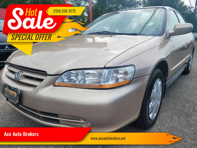 2001 Honda Accord for sale at Ace Auto Brokers in Charlotte NC