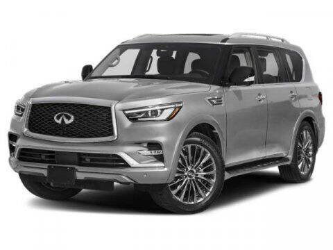 2021 Infiniti QX80 for sale at Mike Schmitz Automotive Group in Dothan AL