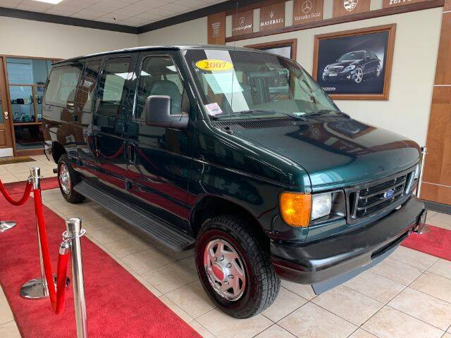 2007 Ford E-Series Wagon for sale at Adams Auto Group Inc. in Charlotte NC