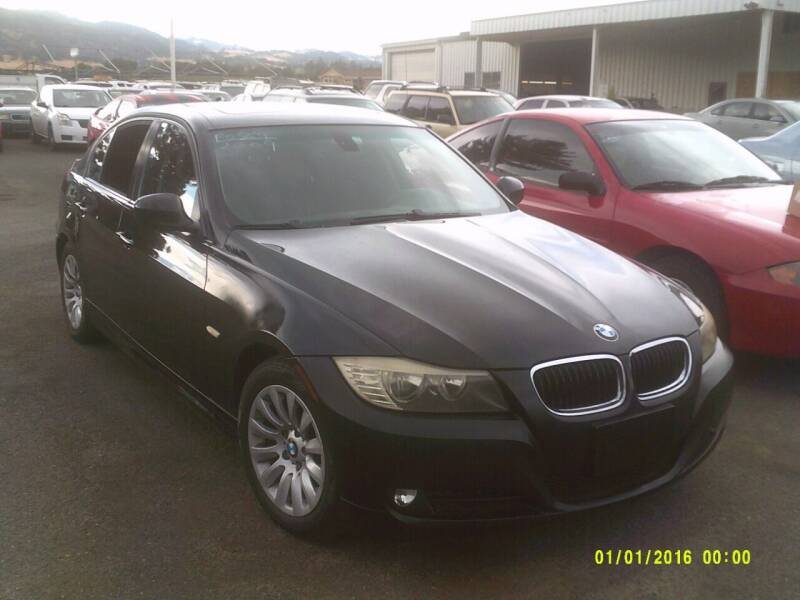 2009 BMW 3 Series for sale at Mendocino Auto Auction in Ukiah CA