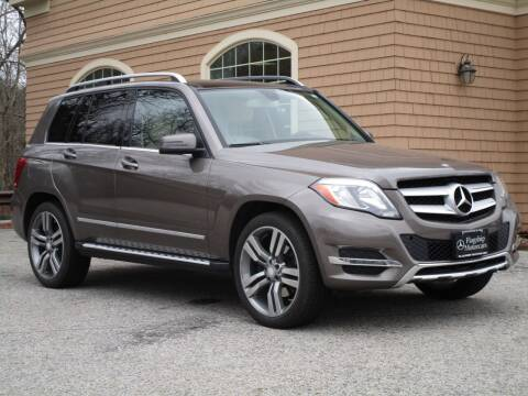 2014 Mercedes-Benz GLK for sale at Car and Truck Exchange, Inc. in Rowley MA