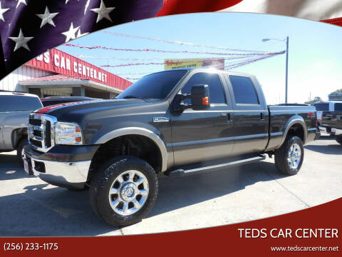 2006 Ford F-250 Super Duty for sale at TEDS CAR CENTER in Athens AL