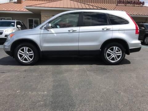 2011 Honda CR-V for sale at Motors Inc in Mason MI