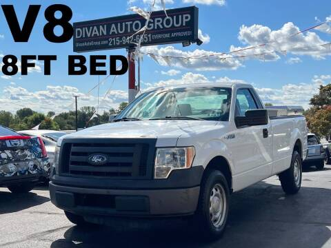 2010 Ford F-150 for sale at Divan Auto Group in Feasterville Trevose PA