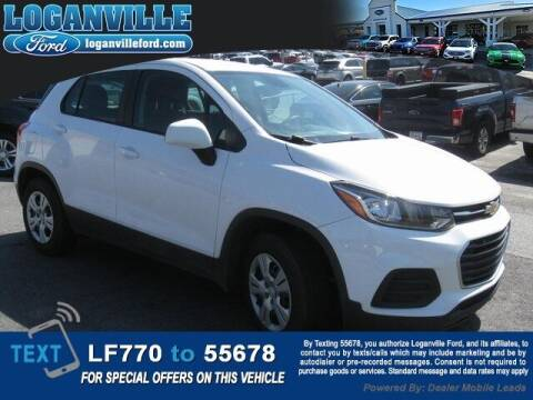 2018 Chevrolet Trax for sale at Loganville Quick Lane and Tire Center in Loganville GA