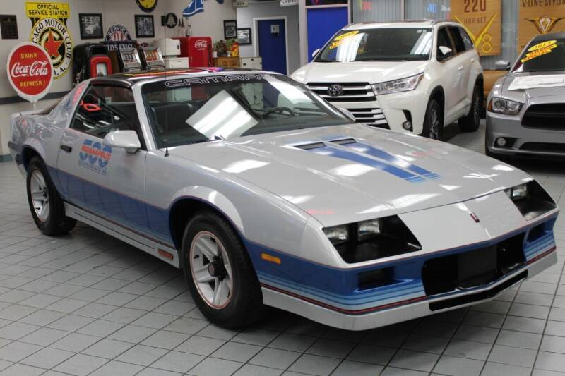 1982 Chevrolet Camaro for sale at Windy City Motors in Chicago IL