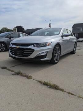 2020 Chevrolet Malibu for sale at Hudson Motor Sales in Alpena MI