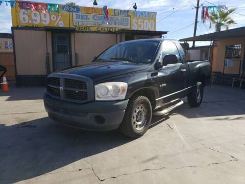 2008 Dodge Ram Pickup 1500 for sale at DEL CORONADO MOTORS in Phoenix AZ
