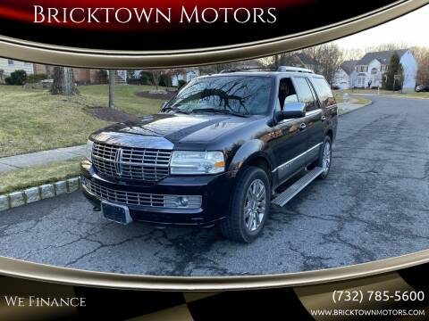 2007 Lincoln Navigator for sale at Bricktown Motors in Brick NJ