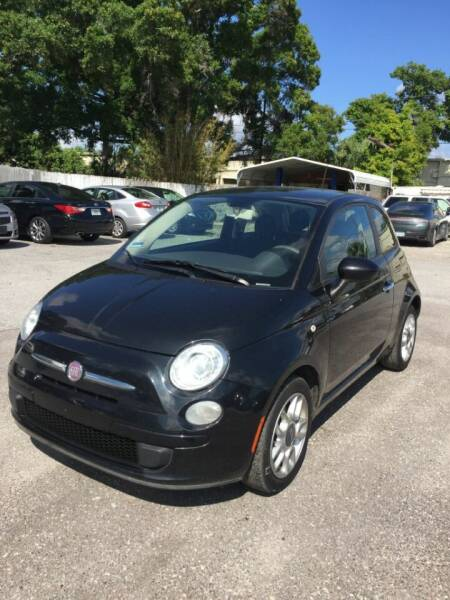 2013 FIAT 500 for sale at No Frills Auto Sales in Largo FL