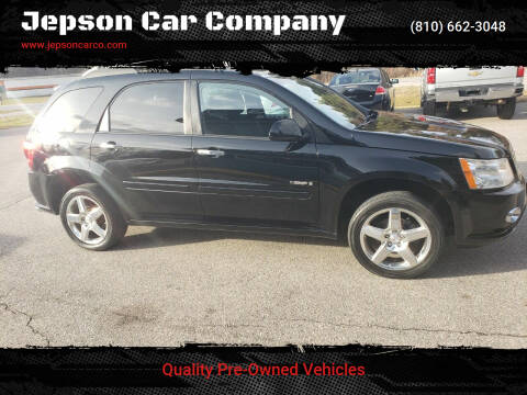 2008 Pontiac Torrent for sale at Jepson Car Company in Saint Clair MI