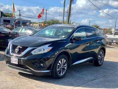 2017 Nissan Murano for sale at USA Car Sales in Houston TX