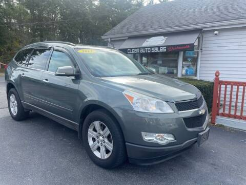 2011 Chevrolet Traverse for sale at Clear Auto Sales in Dartmouth MA
