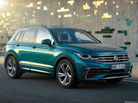2021 Volkswagen Tiguan for sale at Xclusive Auto Leasing NYC in Staten Island NY