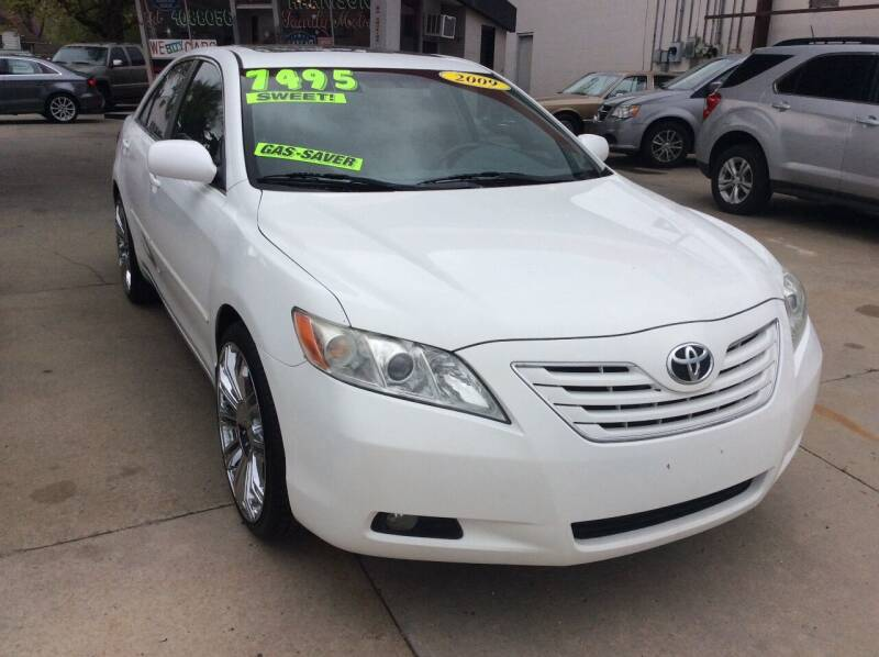 2009 Toyota Camry for sale at Harrison Family Motors in Topeka KS
