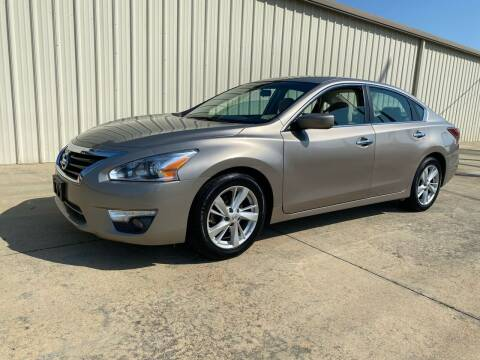 2015 Nissan Altima for sale at Freeman Motor Company in Lawrenceville VA