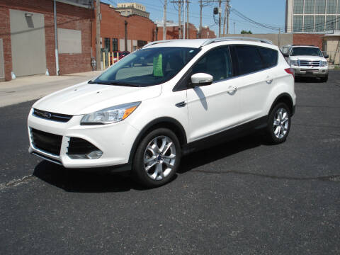 2015 Ford Escape for sale at Shelton Motor Company in Hutchinson KS