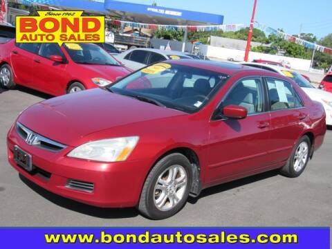 2007 Honda Accord for sale at Bond Auto Sales in St Petersburg FL
