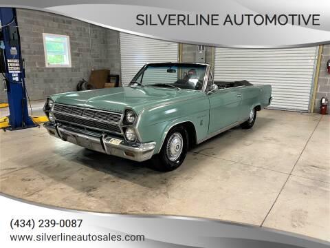 1965 AMC Ambassador for sale at Silverline Automotive in Lynchburg VA