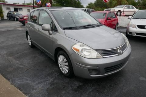 2008 Nissan Versa for sale at J Linn Motors in Clearwater FL