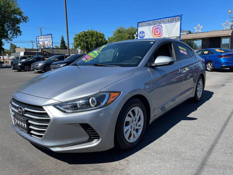 2017 Hyundai Elantra for sale at 5 Star Auto Sales in Modesto CA