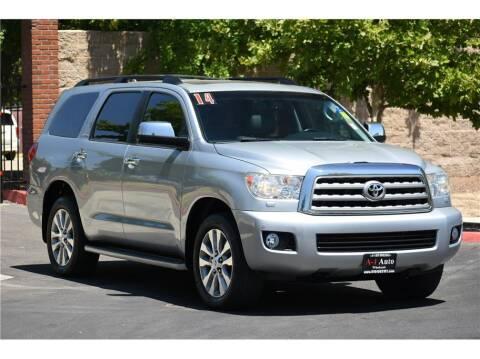 2014 Toyota Sequoia for sale at A-1 Auto Wholesale in Sacramento CA