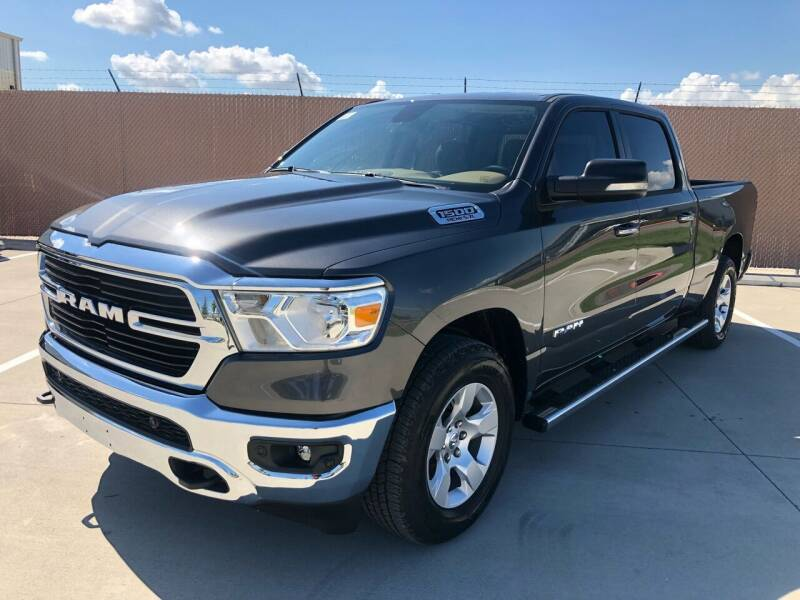 2020 RAM Ram Pickup 1500 for sale at The Auto & Marine Gallery of Houston in Houston TX