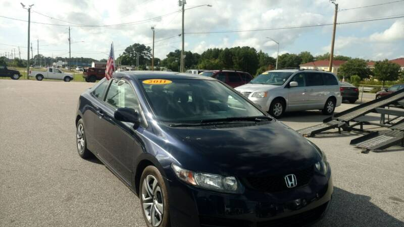 2011 Honda Civic for sale at Kelly & Kelly Supermarket of Cars in Fayetteville NC