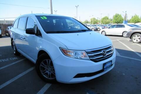 2013 Honda Odyssey for sale at Choice Auto & Truck in Sacramento CA