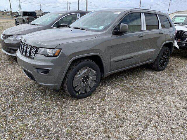 2021 Jeep Grand Cherokee for sale at CROWN  DODGE CHRYSLER JEEP RAM FIAT in Pascagoula MS