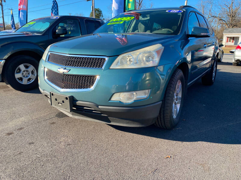 2009 Chevrolet Traverse for sale at Cars for Less in Phenix City AL