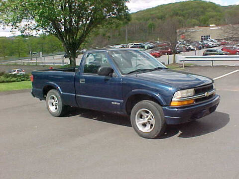 2000 Chevrolet S-10 for sale at North Hills Auto Mall in Pittsburgh PA