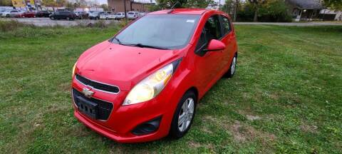 2014 Chevrolet Spark for sale at Cleveland Avenue Autoworks in Columbus OH