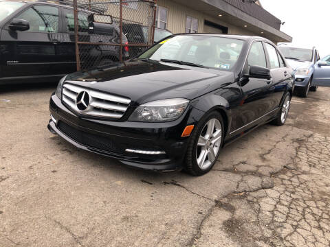 2011 Mercedes-Benz C-Class for sale at Six Brothers Auto Sales in Youngstown OH