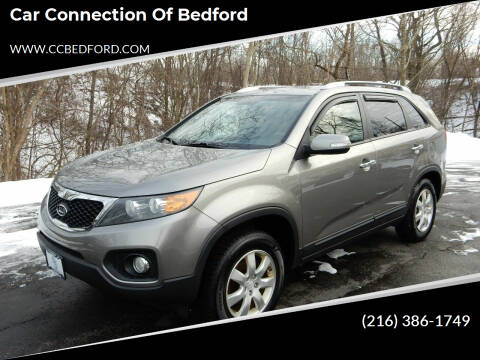 2011 Kia Sorento for sale at Car Connection of Bedford in Bedford OH