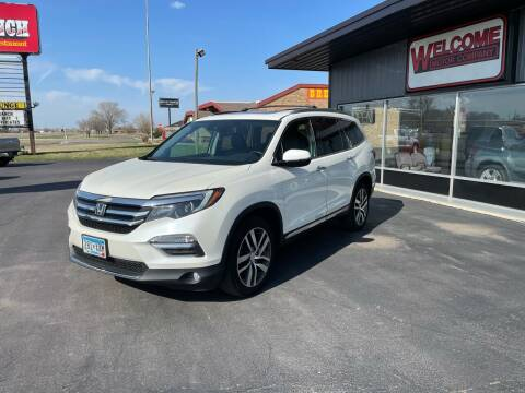 2017 Honda Pilot for sale at Welcome Motor Co in Fairmont MN