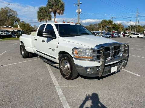 2006 Dodge Ram Pickup 3500 for sale at LUXURY AUTO MALL in Tampa FL