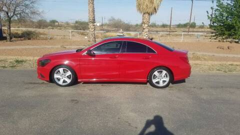 2014 Mercedes-Benz CLA for sale at Ryan Richardson Motor Company in Alamogordo NM