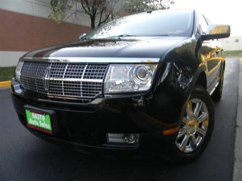 2007 Lincoln MKX for sale at Dasto Auto Sales in Manassas VA